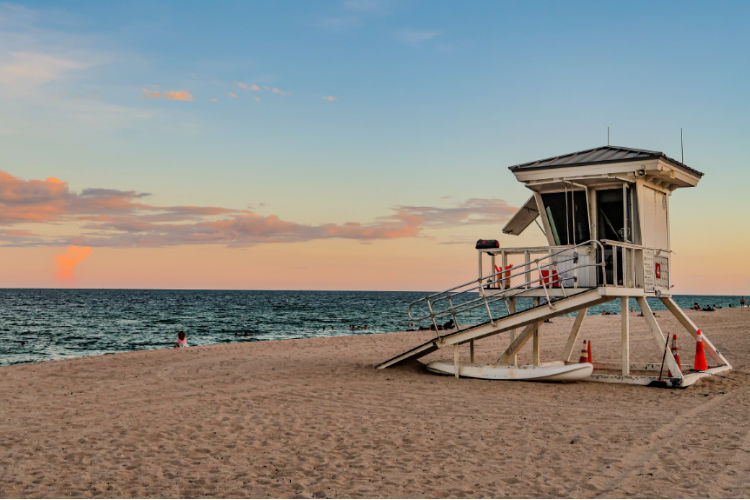 Fort Lauderdale - Warm winter vacations USA