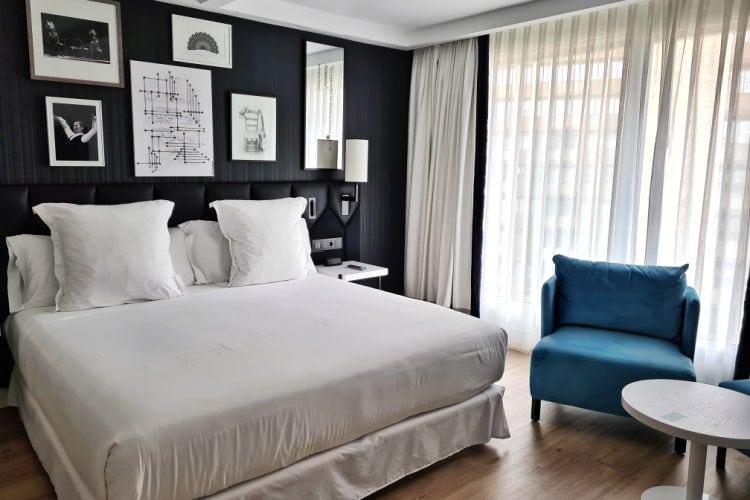 Hoteles por horas Madrid con Byhours