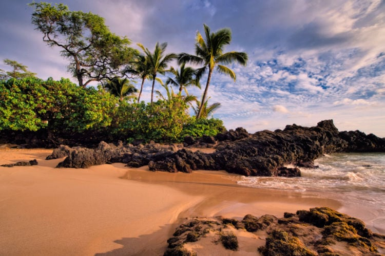 Maui, Hawaii - Warm places to visit in december in USA