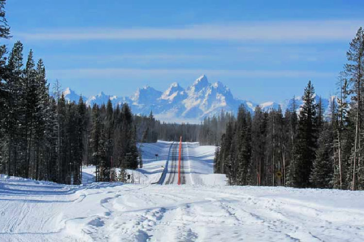 Things to do in Jackson Hole in winter