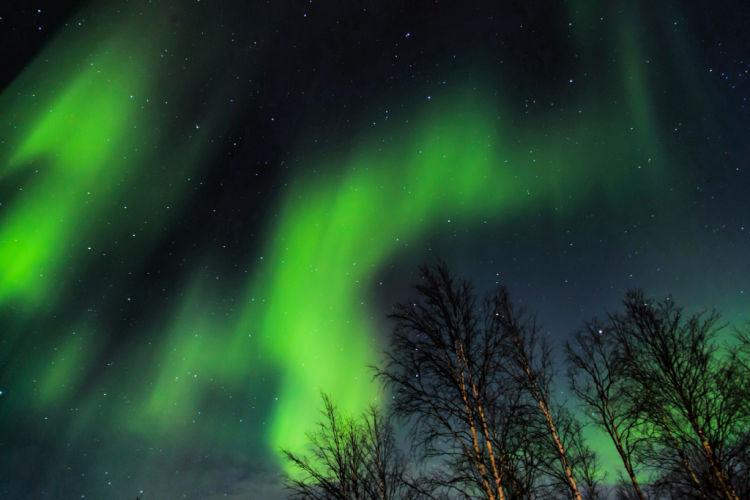 Rovaniemi, Finland northern lights