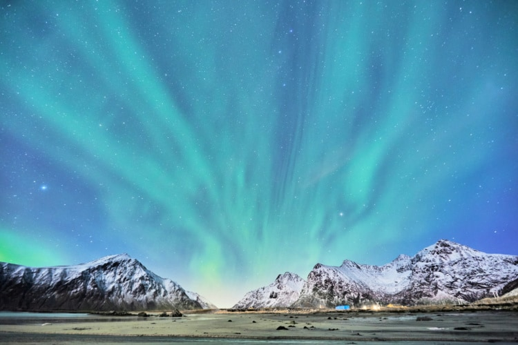 What are the best places to see the Northern Lights