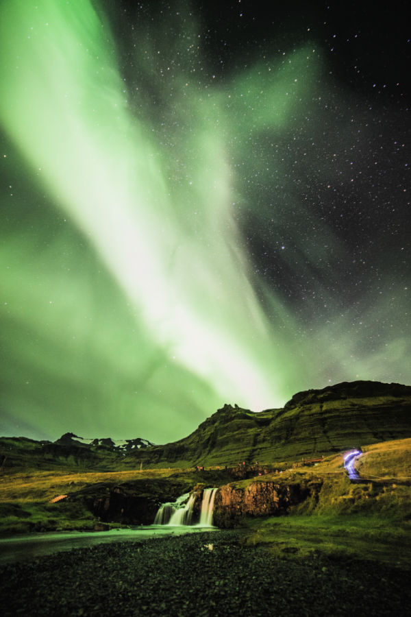 best country to see northern lights
