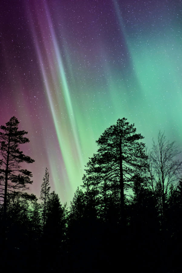 best time of year to see the northern lights