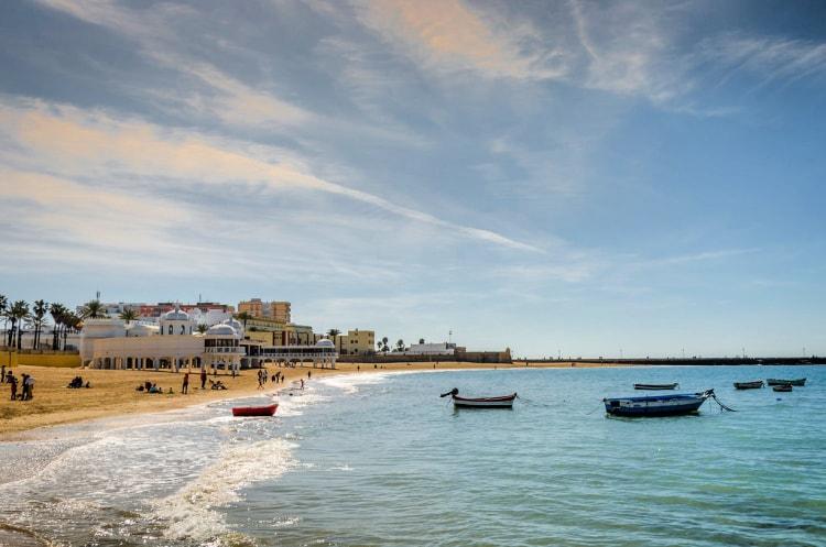 mejores playas de la costa gaditana