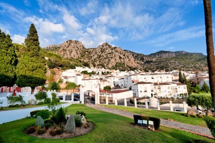 Ubrique, uno de los pueblos más bonitos de Cádiz