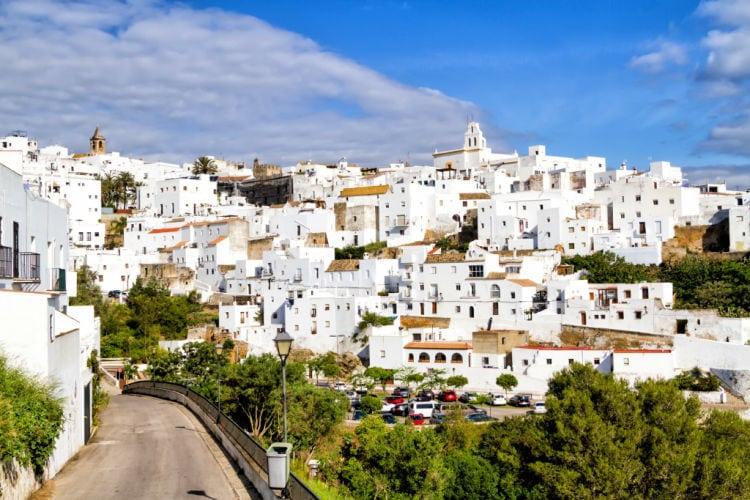 Vejer de la Frontera, uno de los pueblos blancos de Cádiz con encanto