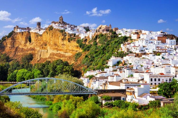 Arcos de la Frontera, el pueblo más bonito de Cádiz