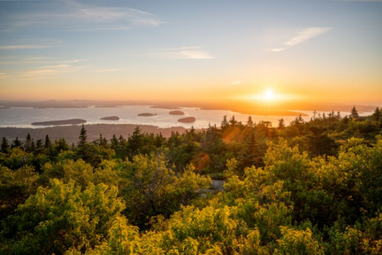 Acadia National Park_East Coast weekend getaways for families