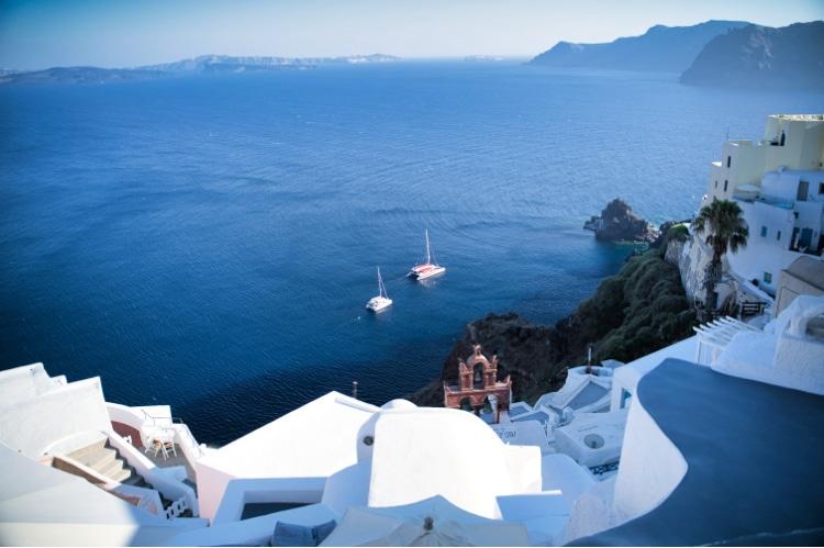 Islas Griegas en Catamarán