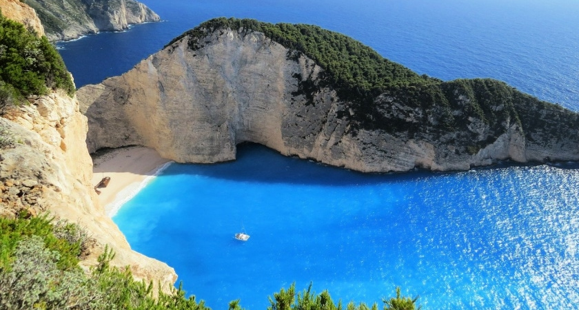 catamaran Islas Griegas