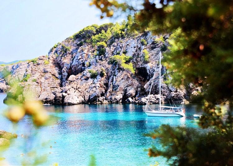 Alquilar un barco en Ibiza, Islas Baleares