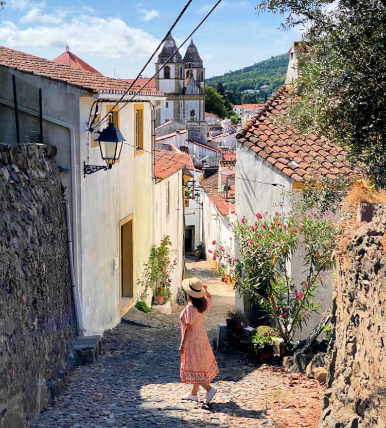 Callejuelas de Castelo de Vide