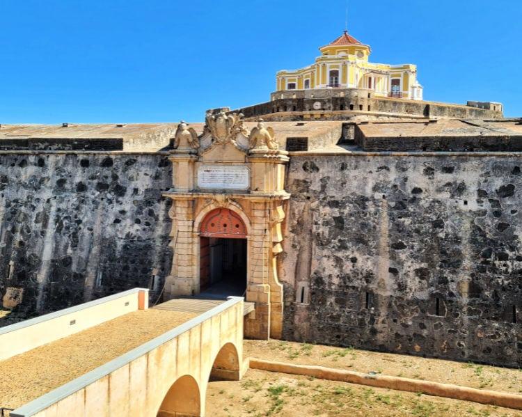 Fuerte de Graça en Elvas