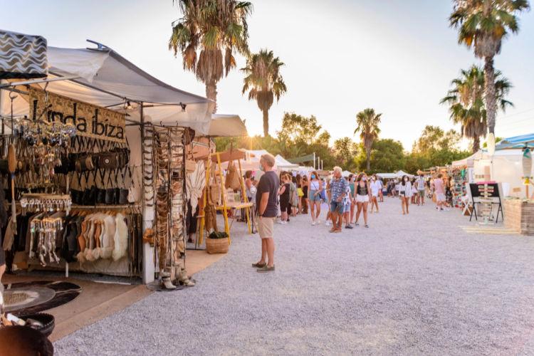 Las Dalias, sitios curiosos de Ibiza