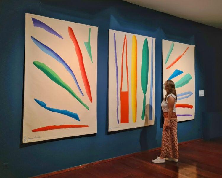 Museo de Tapicería de Portalegre Guy Fino