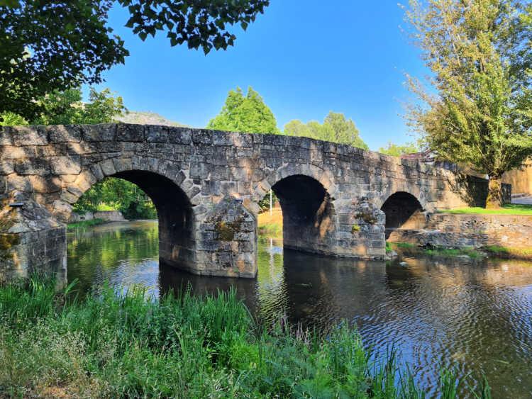 Puente romano de Portagem