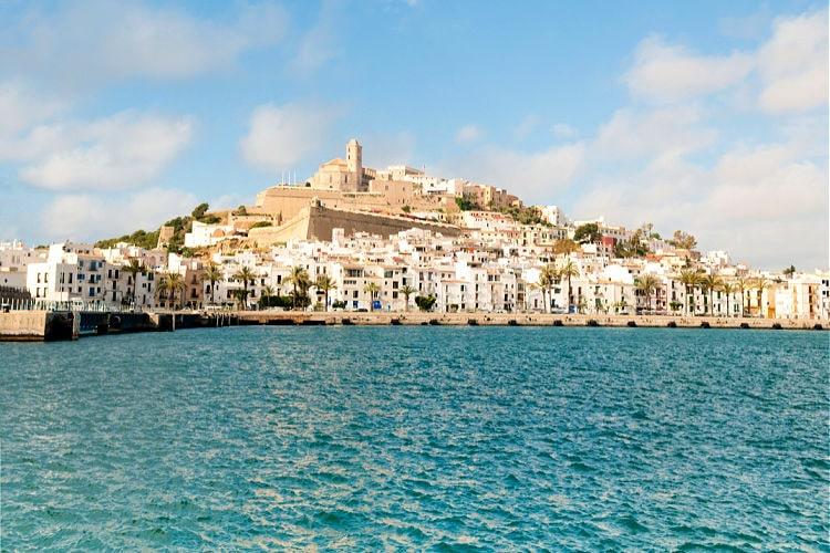 Qué hacer en Ibiza ciudad, Dalt Vila