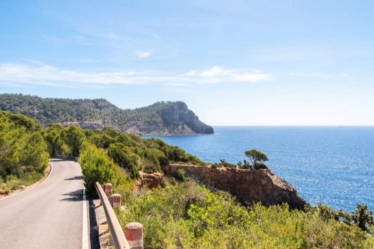 Ruta por Ibiza en coche