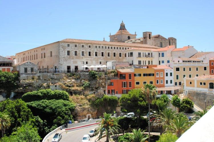 que ver en Mahón Menorca