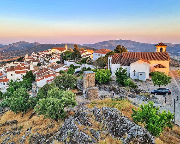 que ver en Portalegre y el Alto Alentejo portugués