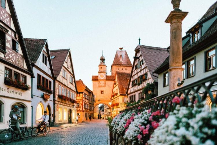 Alemania -Mejores Sitios para Viajar en Europa