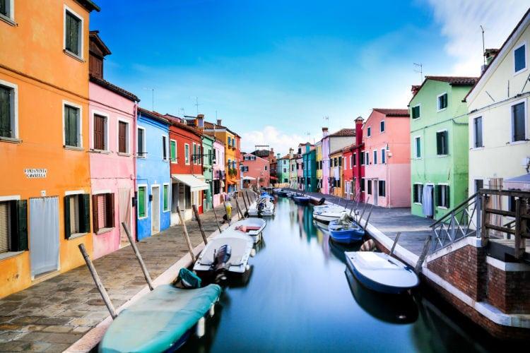 Italia, uno de los mejore spaíses que visitar en Europa