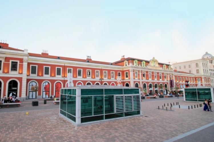Estación Príncipe Pío